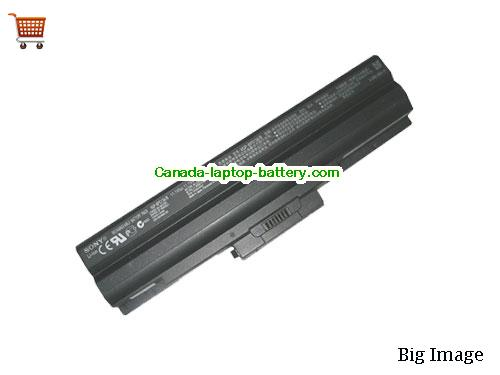 SONY PCG-7184L Battery 4400mAh 11.1V Black Li-ion