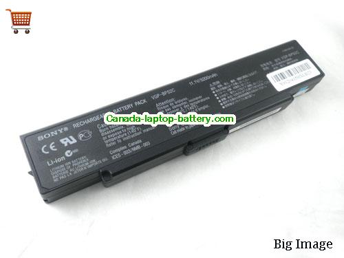 SONY VGP-BPS2 Battery 4400mAh 11.1V Black Li-ion