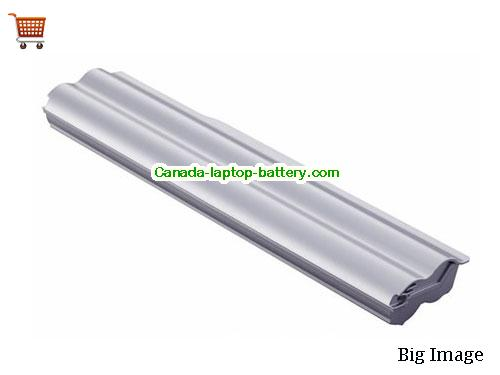 SONY VGP-BPS2 Battery 4400mAh 11.1V Silver Li-ion