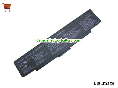 SONY VGP-BPS2 Battery 5200mAh 11.1V Black Li-ion