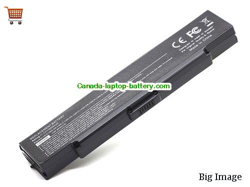 SONY VGP-BPS2 Battery 5200mAh 11.1V Black Li-lion