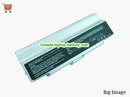 SONY VGP-BPS2 Battery 8800mAh 11.1V Black Li-ion