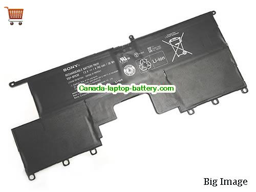 Canada Genuine VGP-BPS38 built-in battery for SONY VAIO Pro 13 SVP11217PG SVP11217SCS Laptop