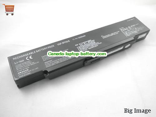 SONY VGP-BPS9/B Battery 5200mAh 11.1V Black Li-ion
