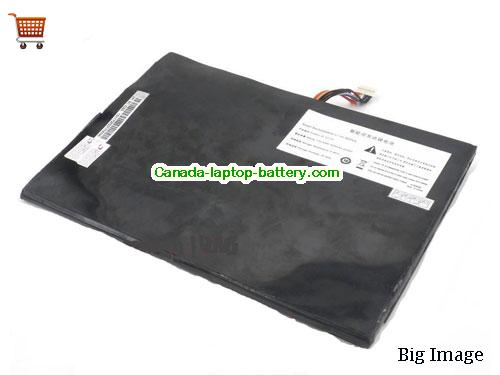 THTF I22-P4 Battery 10000mAh 7.4V Black Li-ion