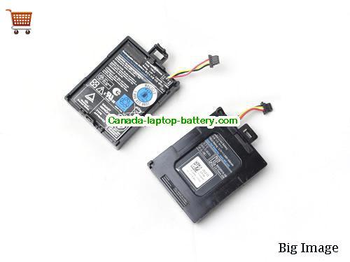 Canada Genuine T40JJ Battery For DELL H710 H710P PowerEdge Server Balck