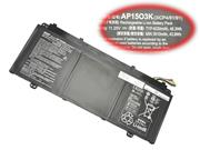 ACER AP1503K Battery For Aspire S13  S5 series Laptop in canada