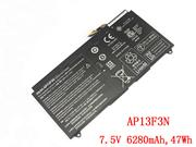 -- Genuine AP13F3N Battery For ACER Aspire S7-392 Ultrabook