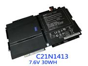 ASUS C21N1413 battery For Transformer Book T300 T300A 7.6V in canada