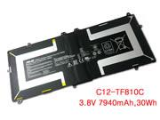 Genuine Asus VivoTab TF810C Tablet PC C12-TF810C 30Wh Battery in canada