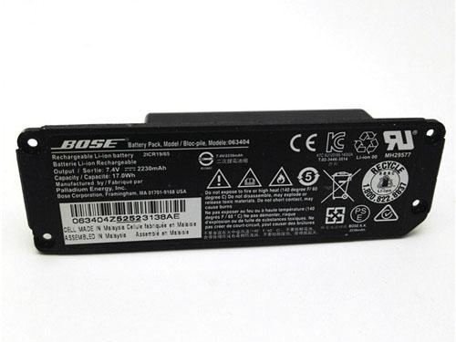 -- BOSE 063404 Battery For Mini Bluetooth Speaker