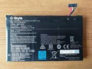 GIGABYTE GNG-K60 Battery GNGK60 For P56XT Laptop Li-Polymer 8000mah in canada