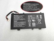 -- Genuine HP Envy 17-U018CA Battery 3450mAh, 11.55V, Black , Li-ion