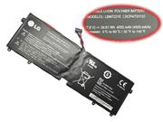 Canada Genuine LG LBM722YE Battery  2ICP4/73/113 34.61Wh