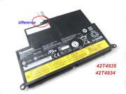 Genuine 42T4934 42T4935 42T4932 42T4976 Battery For Lenovo ThinkPad Edge E220S Laptop 44WH 14.8V
