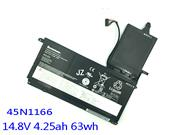 Lenovo 45N1166 45N1167 battery For ThinkPad S531 S540 Laptop