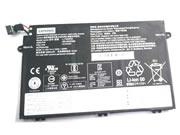 -- L17M3P52 Battery 01AV447 For Lenovo ThinkPad R480 Laptop