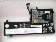 Genuine LENOVO L17M3PG3 Battery 4610mAh, 52.5Wh , 11.4V, Black , Li-Polymer