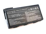 Canada Replacement Laptop Battery for  7800mAh CELXPERT BTY-L74, 91NMS17LD4SU1, BTY-L75, 91NMS17LF6SU1,