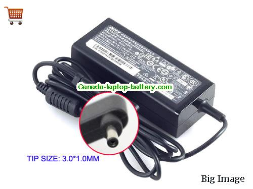 ACER A13-045N2A Laptop AC Adapter 19V 2.37A 45W