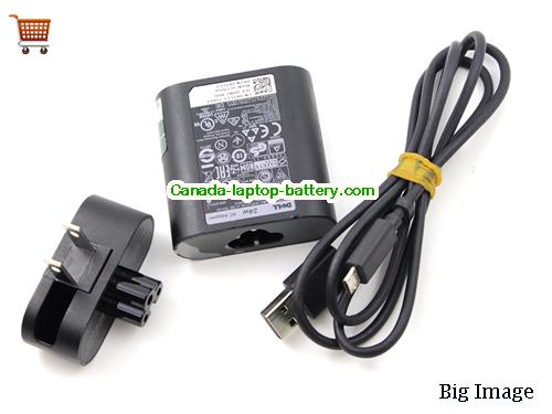DELL  19.5V 1.2A Laptop AC Adapter
