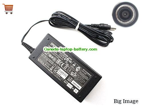 EPSON  24V 1A Laptop AC Adapter