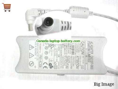Canada Genuine Charger for Fujitsu CA01007-0730 CA01007-0750 AC adapter power Supply Power supply