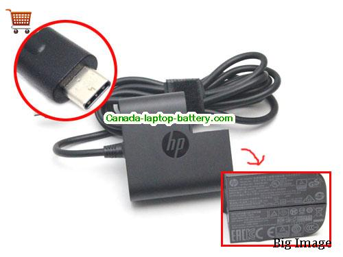 HP  20V 2.25A Laptop AC Adapter