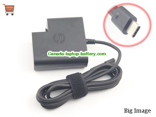 HP  20V 3.25A Laptop AC Adapter