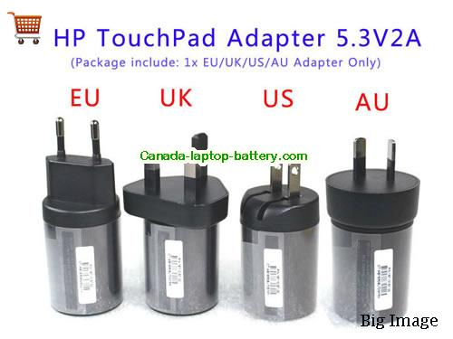 HP  5.3V 2A Laptop AC Adapter