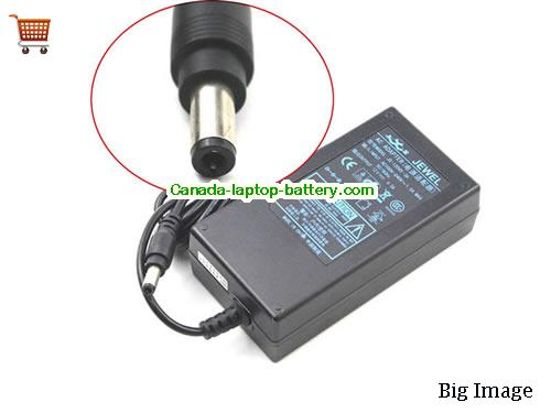 Canada JEWEL JS-12045-3A AC Adapter 12V 4.5A Power supply