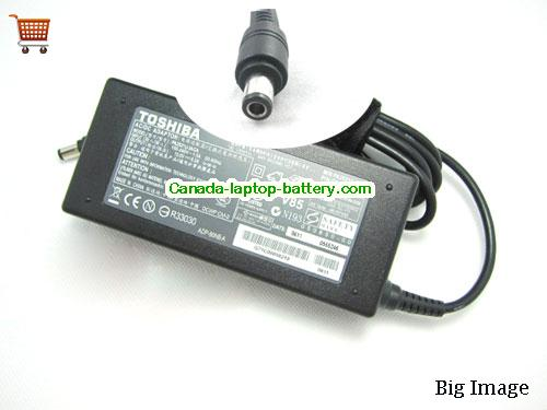 TOSHIBA  15V 6A Laptop AC Adapter