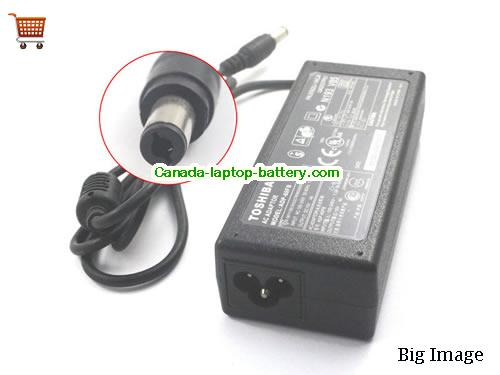 TOSHIBA G70C0002S310 Laptop AC Adapter 15V 4A 60W
