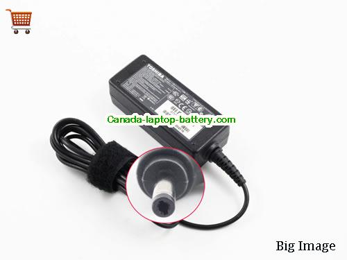 TOSHIBA  19V 2.37A Laptop AC Adapter
