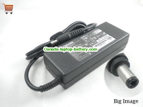 TOSHIBA K000004120 Laptop AC Adapter 19V 4.74A 90W