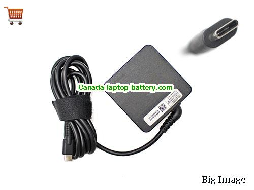 TOSHIBA  20V 2.25A Laptop AC Adapter