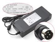 APD 24V 6.25A 150W Laptop Adapter, Laptop AC Power Supply Plug Size 4PINmm