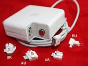 APPLE 16.5V 3.65A 60W Laptop Adapter, Laptop AC Power Supply Plug Size 210*140*45mm