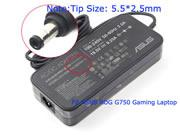 ASUS 19.5V 9.23A 180W Laptop Adapter, Laptop AC Power Supply Plug Size 5.5x2.5mm