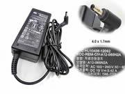Chicony 19V 3.42A 65W Laptop Adapter, Laptop AC Power Supply Plug Size 4.0 x 1.7mm