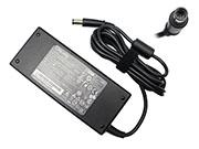CHICONY 19V 3.95A 75W Laptop Adapter, Laptop AC Power Supply Plug Size 7.4x5.0mm