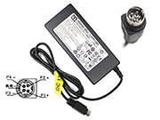 CWT 12V 5A 60W Laptop Adapter, Laptop AC Power Supply Plug Size