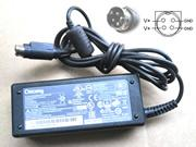Chicony 19V 3.42A 65W Laptop Adapter, Laptop AC Power Supply Plug Size