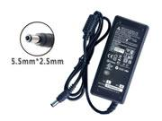 Delta 12V 2.5A 30W Laptop Adapter, Laptop AC Power Supply Plug Size 5.5 x 2.5mm