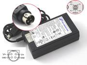 FSP 12V 5A 60W Laptop Adapter, Laptop AC Power Supply Plug Size