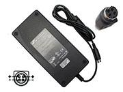 FSP 54V 4.26A 130W Laptop Adapter, Laptop AC Power Supply Plug Size