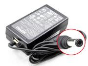 HIPRO 12V 3.33A 40W Laptop Adapter, Laptop AC Power Supply Plug Size 5.5x2.5mm