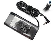 HP 19.5V 7.7A 150W Laptop Adapter, Laptop AC Power Supply Plug Size 4.5 x 2.8mm