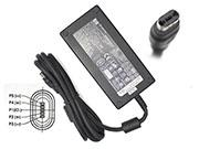 HP 19V 9.5A 180W Laptop Adapter, Laptop AC Power Supply Plug Size