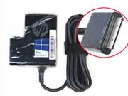 HP 9V 1.1A 10W Laptop Adapter, Laptop AC Power Supply Plug Size